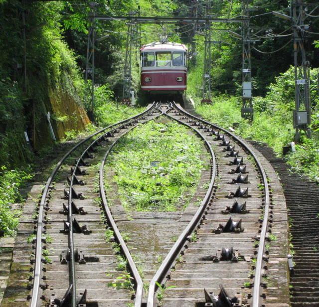 viaje japon funicular