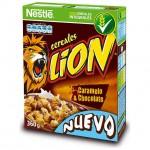 Cereales Lion para rugir con fuerza