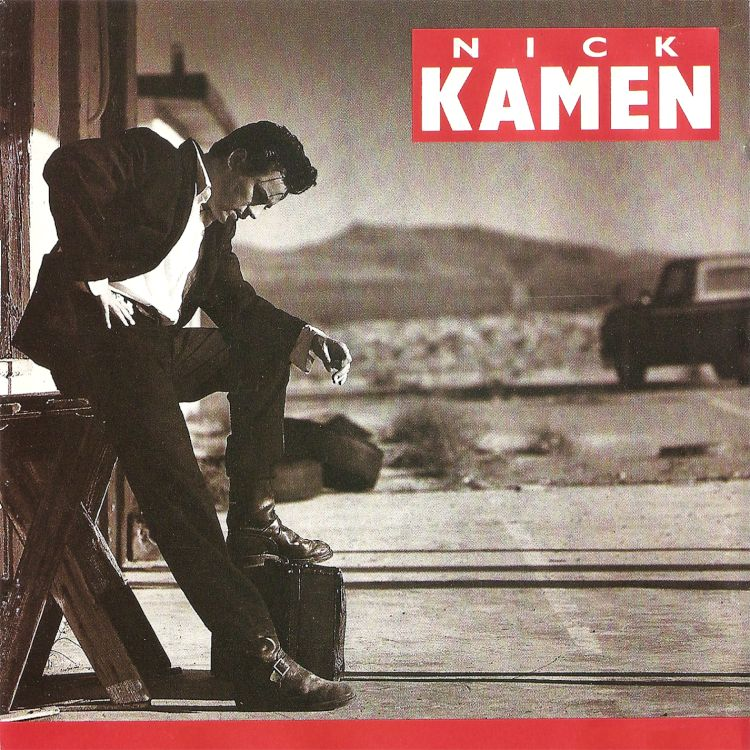 Nick Kamen portada