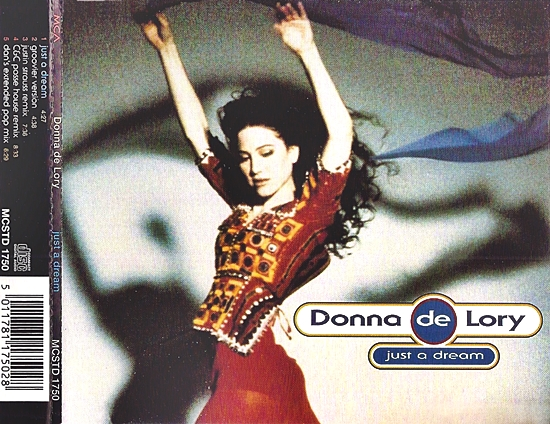 donna de lory just a dream uk