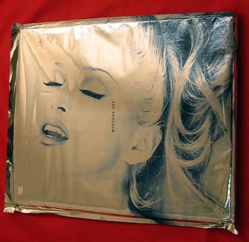 madonna erotic cd