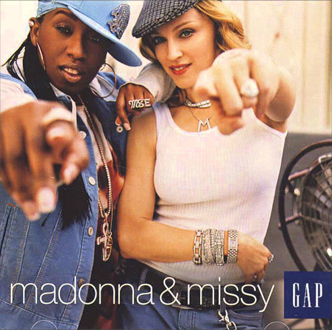 madonna missy into the hollywood groove