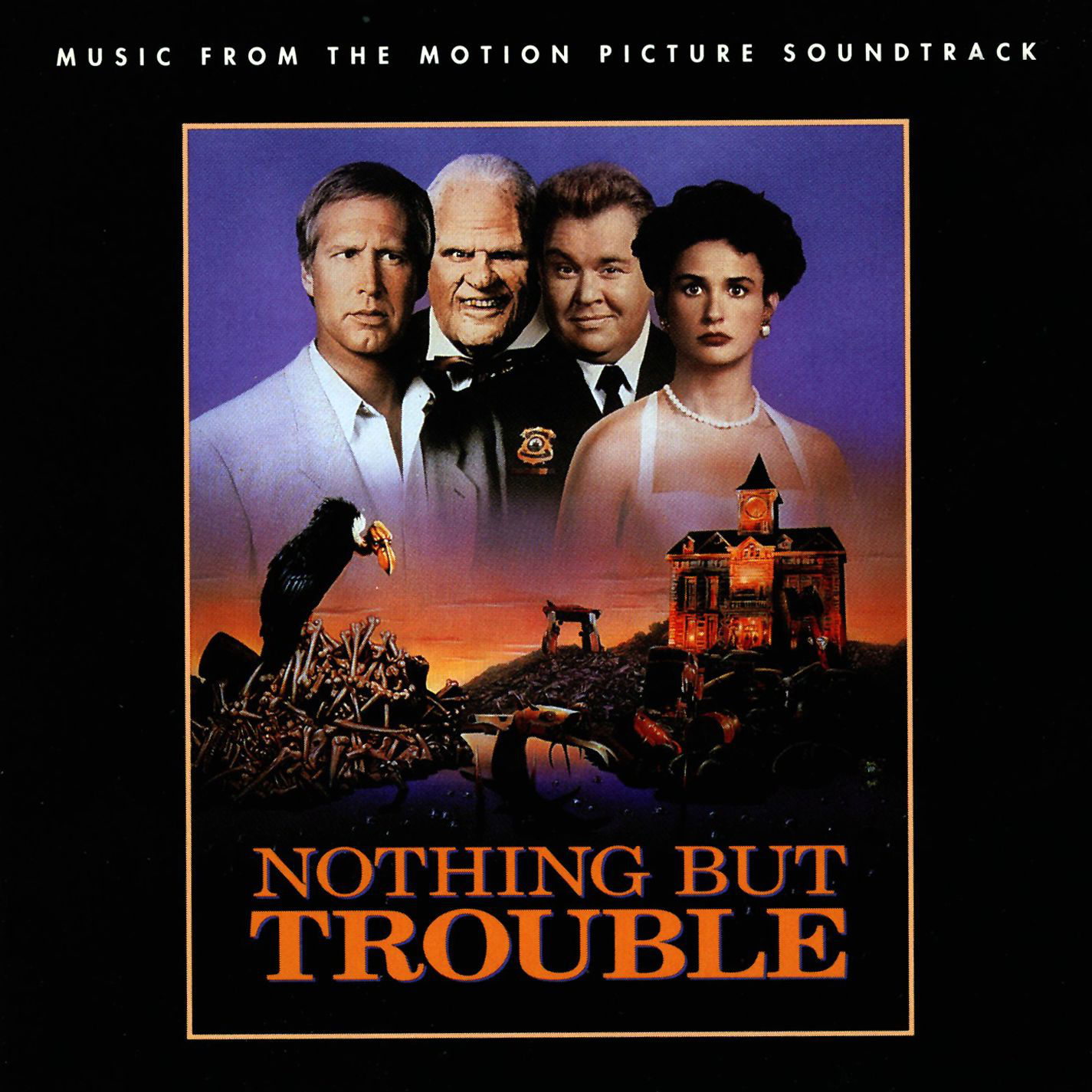 nothing but trouble ost