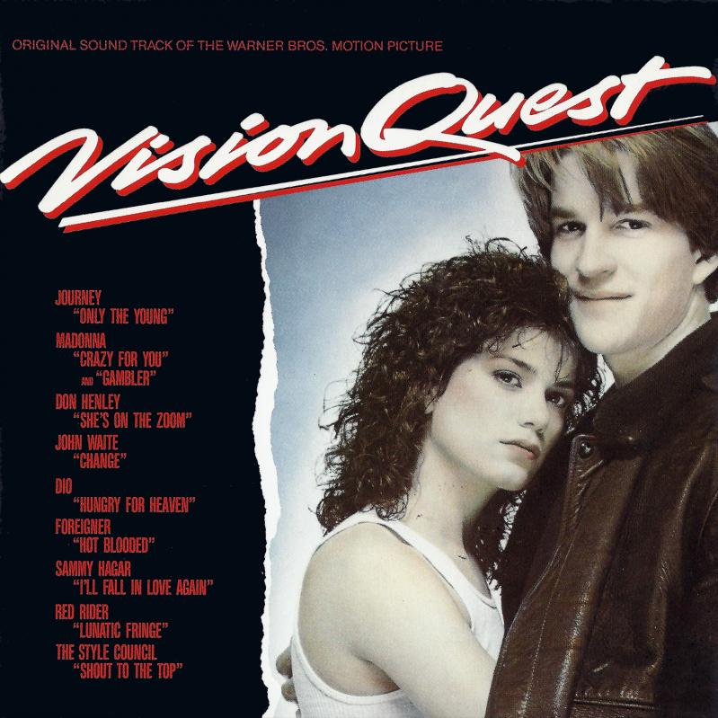 vision quest soundtrack