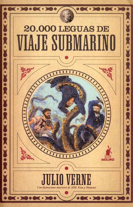 20000 leguas viaje submarino libro