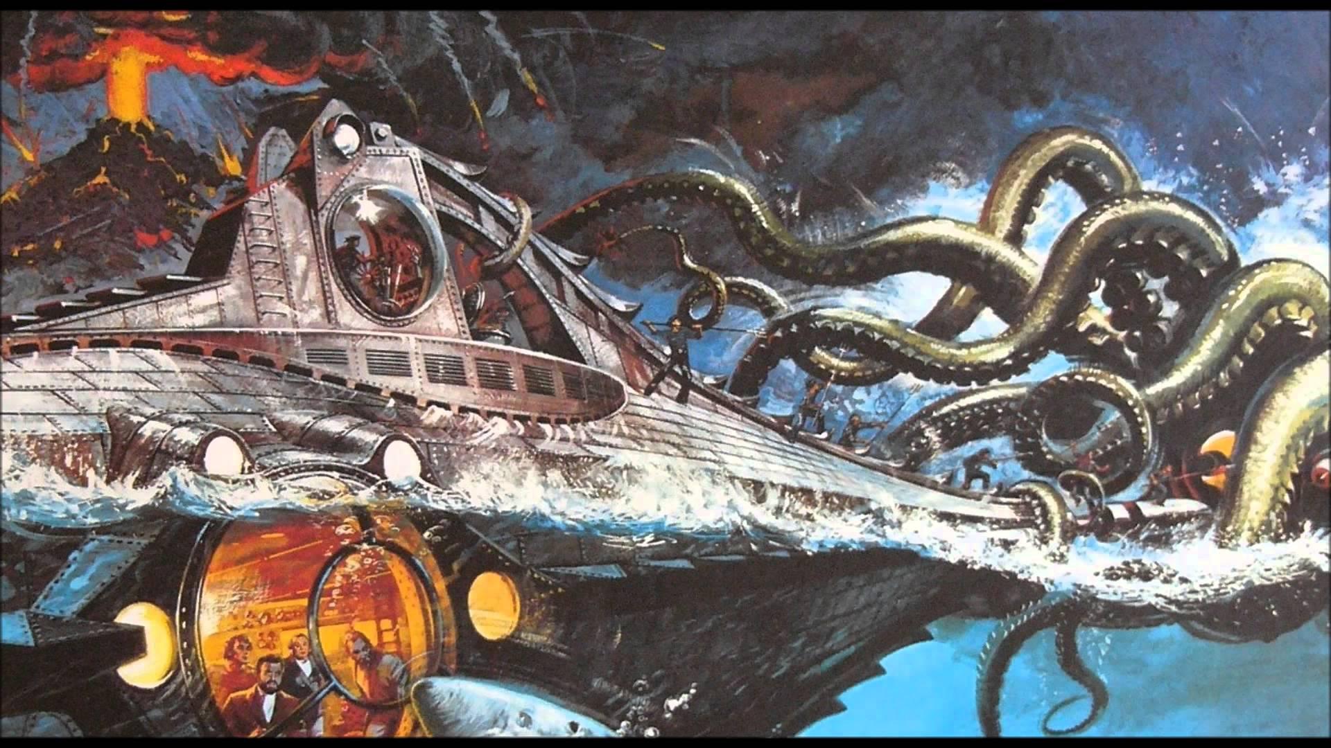 20000 leguas viaje submarino