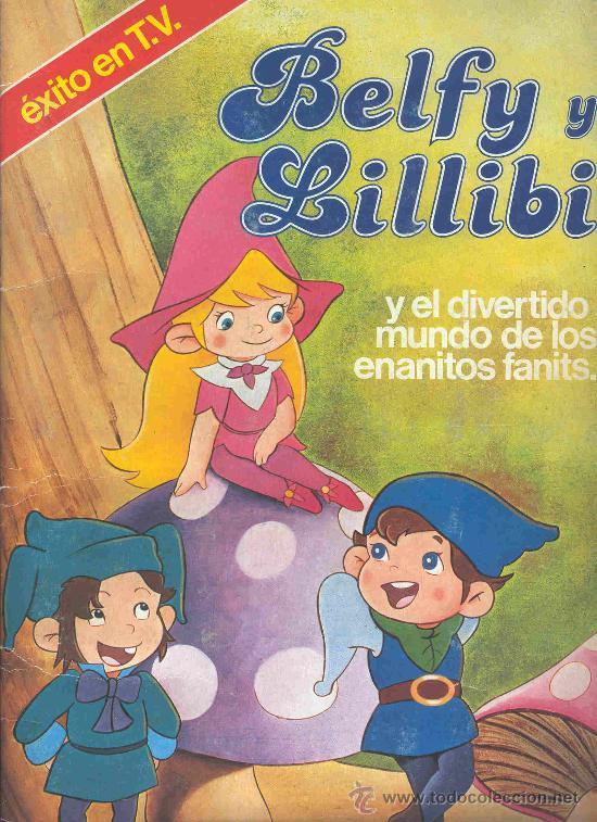 album cromos belfy lillibit