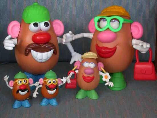 familia potato