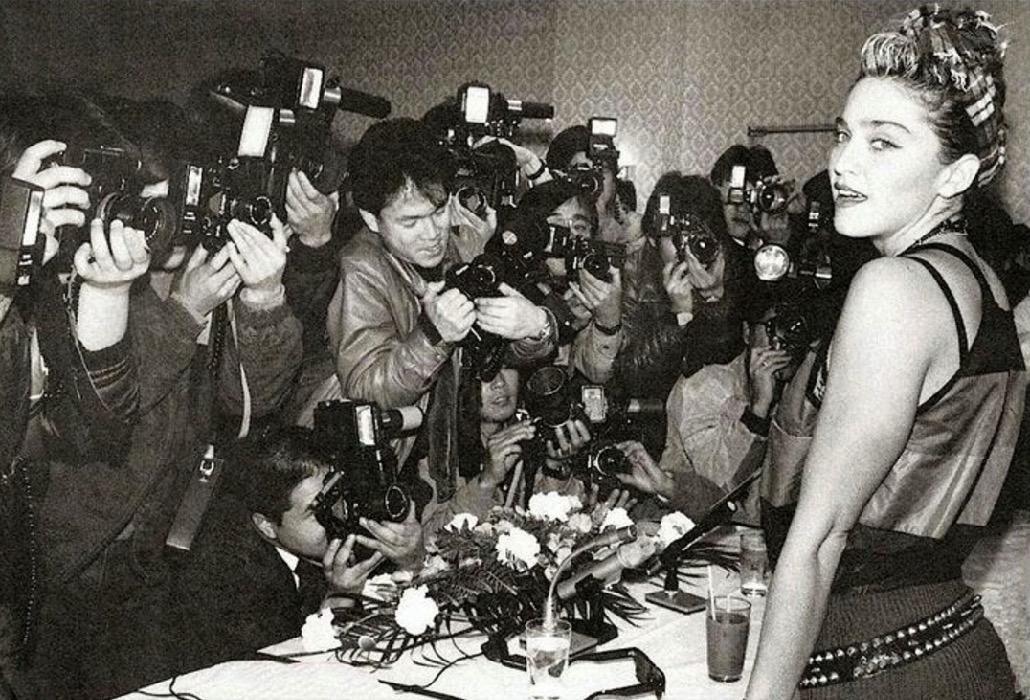 madonna japan 1984