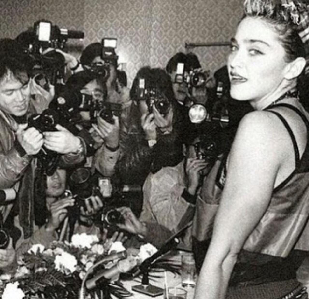 madonna japon 1984