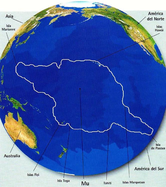 mu civilizacion continente