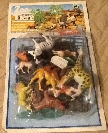 munecos animales zoo 80