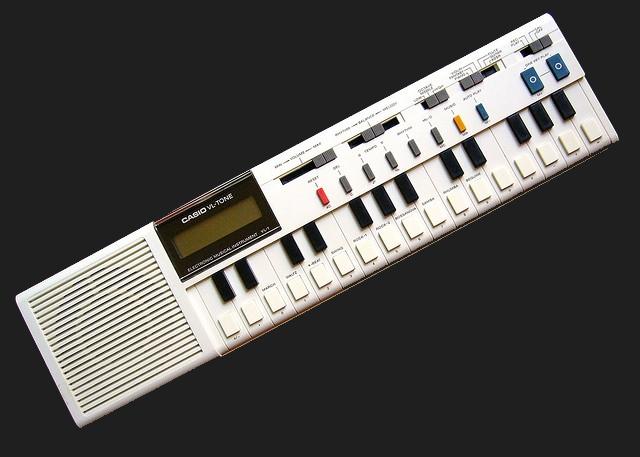 organo casio VL Tone VL 1