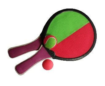 raquetas velcro