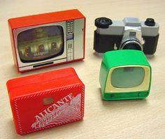 visores turisticos anos 80
