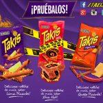 Takis, una explosión para los sentidos