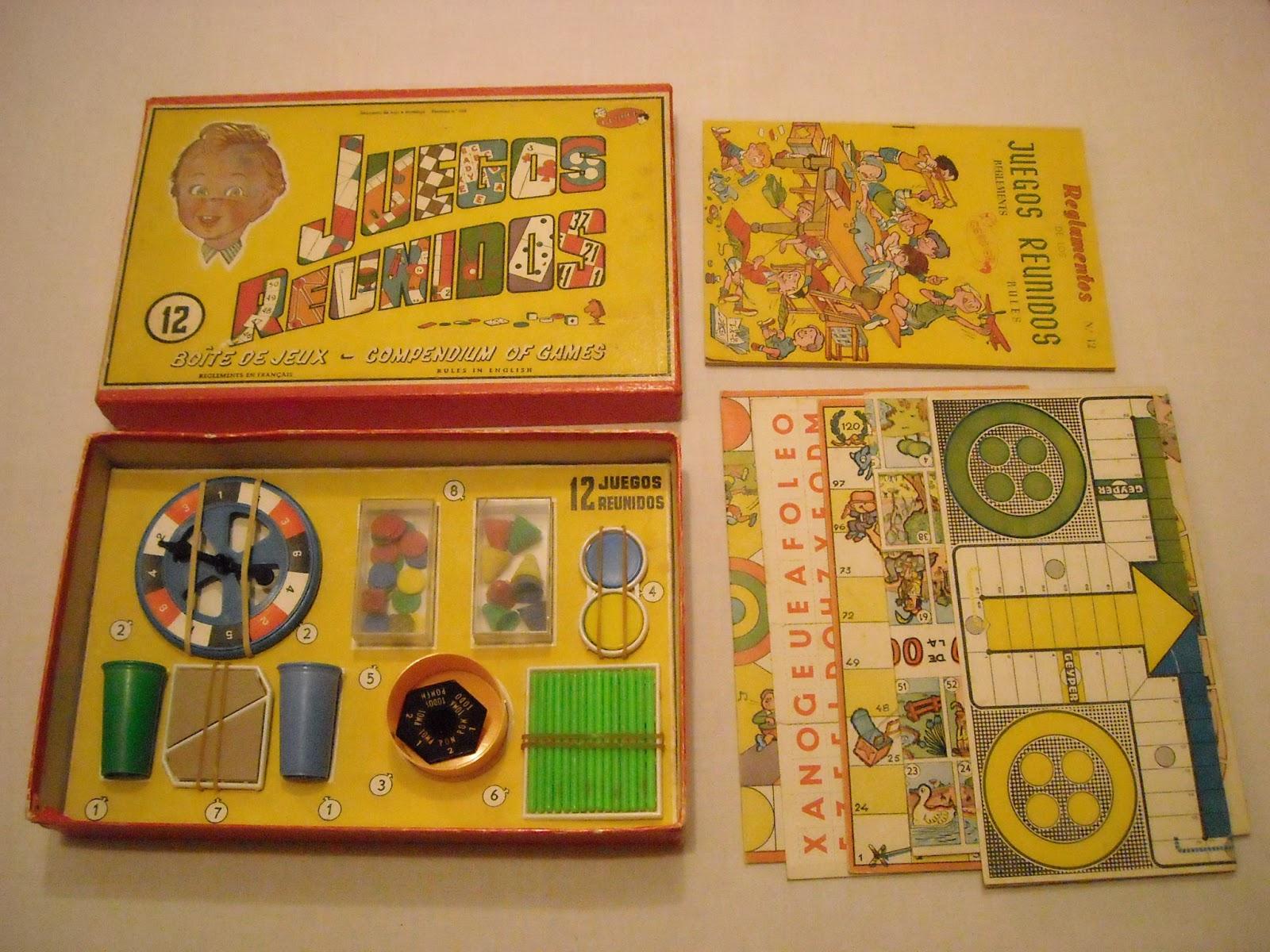 Juegos Reunidos Geyper El Summum De Los Juegos De Mesa Blogodisea