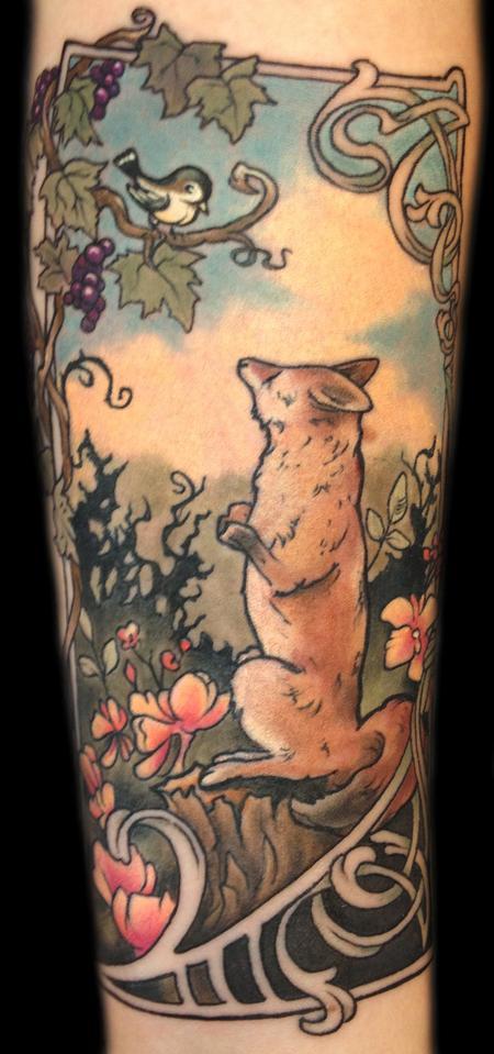 tatuaje ilustracion