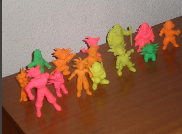 figuritas-dragon-ball