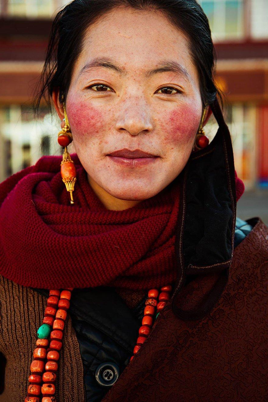 Mihaela Noroc meseta tibetana china