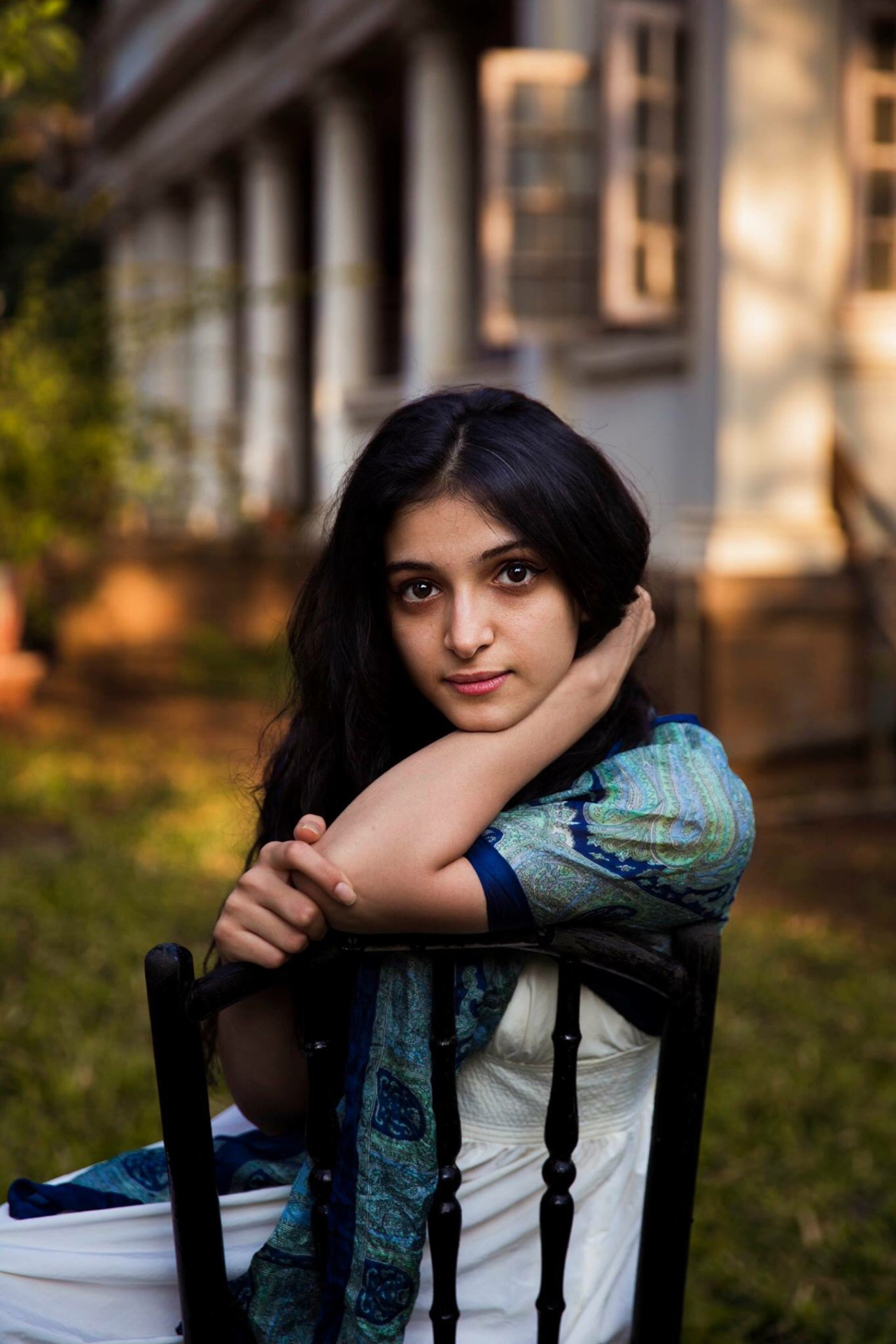 Mihaela Noroc mujer parsi bombay india