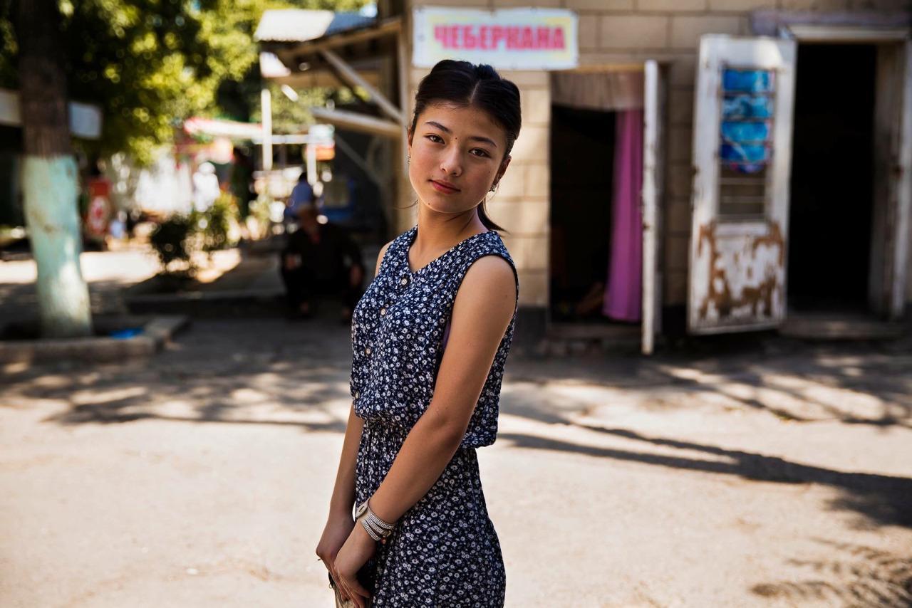 Mihaela Noroc osh Kirguistan