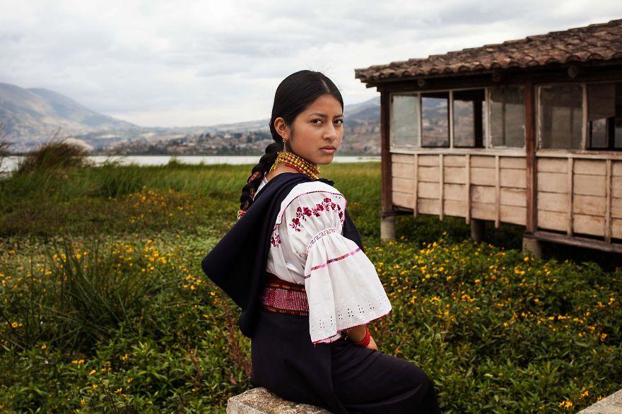 Mihaela Noroc otavalo ecuador