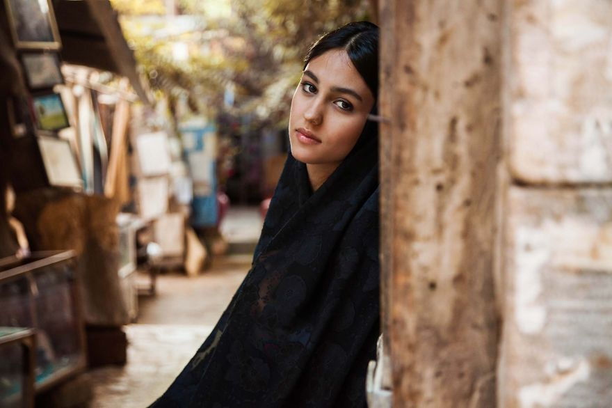 Mihaela Noroc shiraz iran