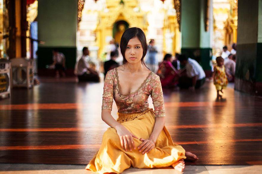 Mihaela Noroc yangon myanmar