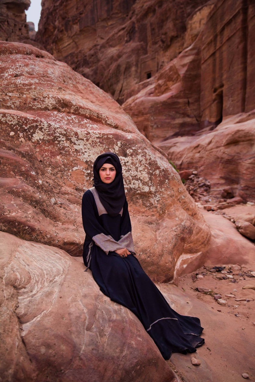 atlas beauty beduina petra jordania