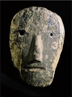 cabeza piedra celtas sudeste inglaterra