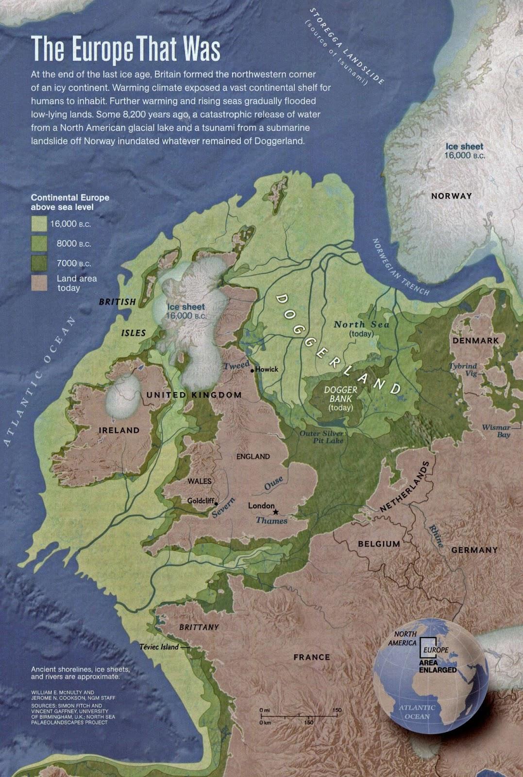 doggerland atlantida