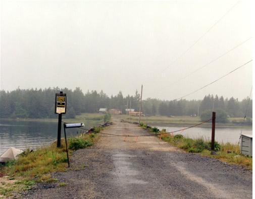carretera isla oak