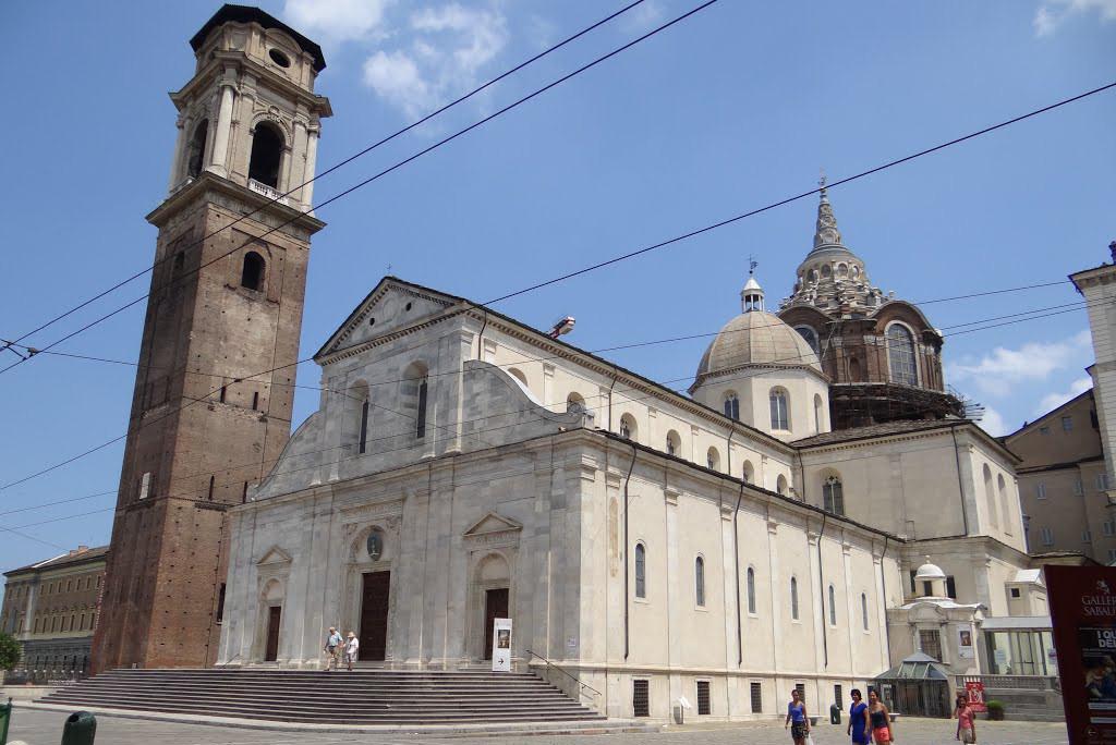 catedral san juan bautista turin