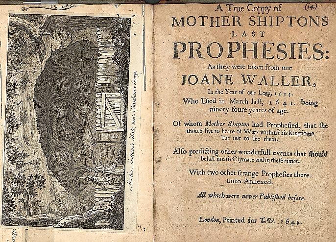 madre shipton profecias