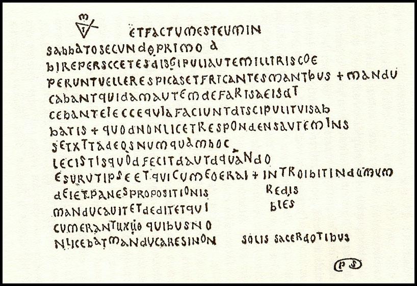 manuscrito rennes le chateau