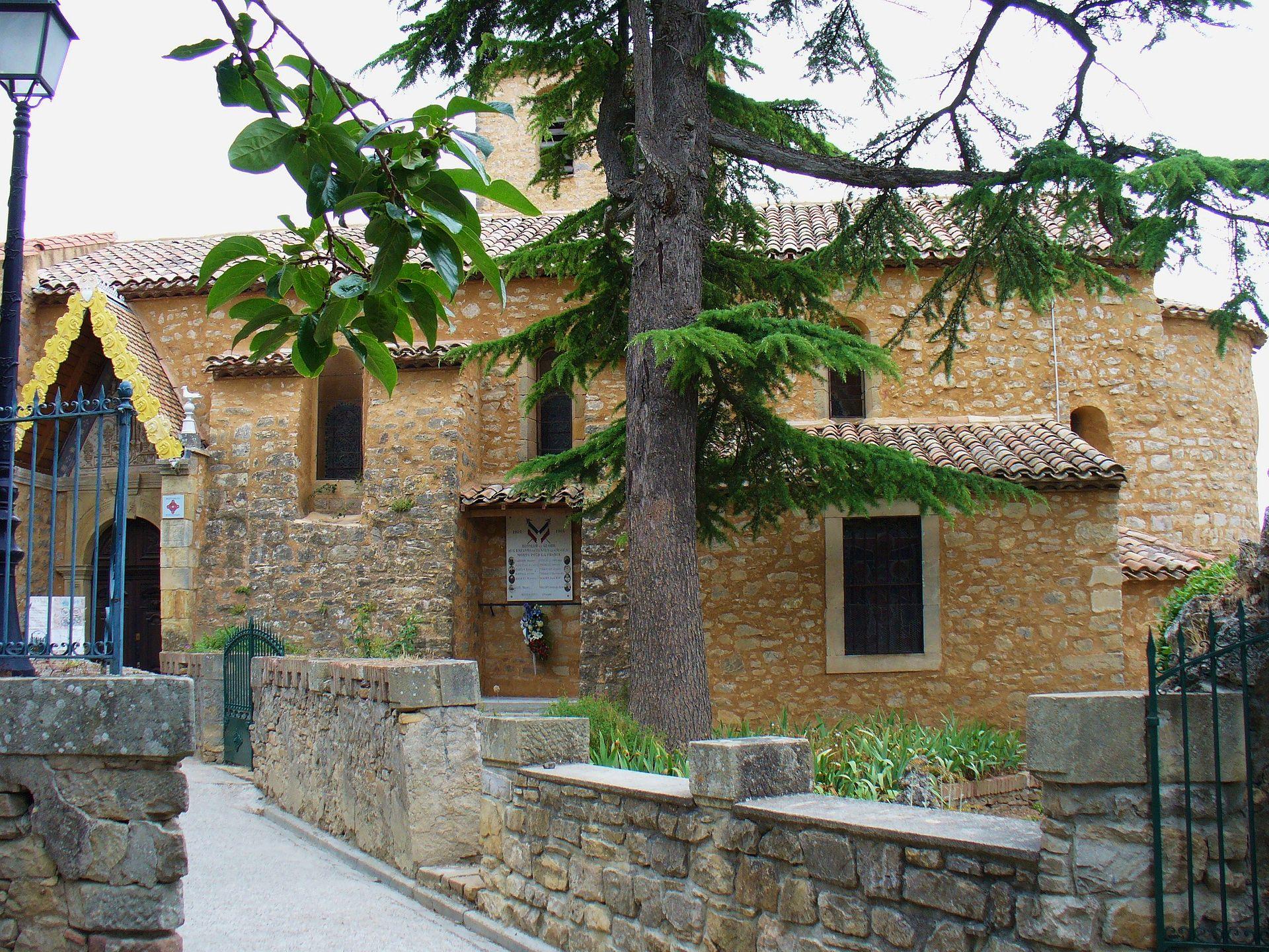 rennes chateau iglesia