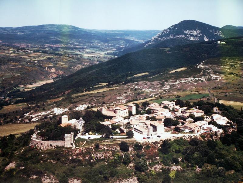 rennes le chateau pueblo