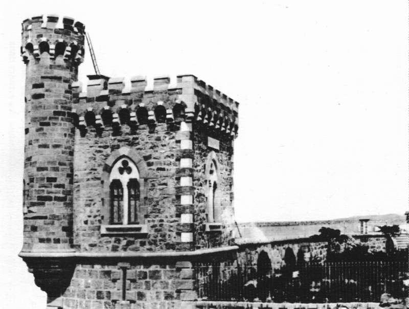 torre magdala 1905