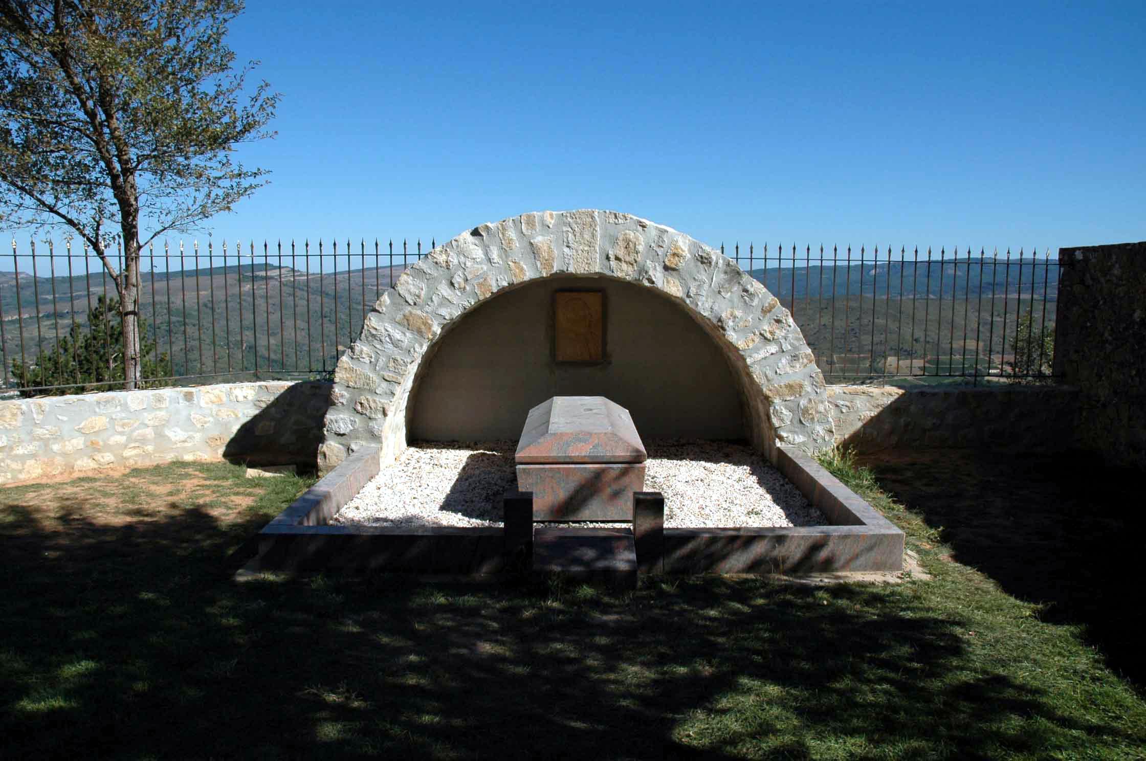 tumba berenger sauniere