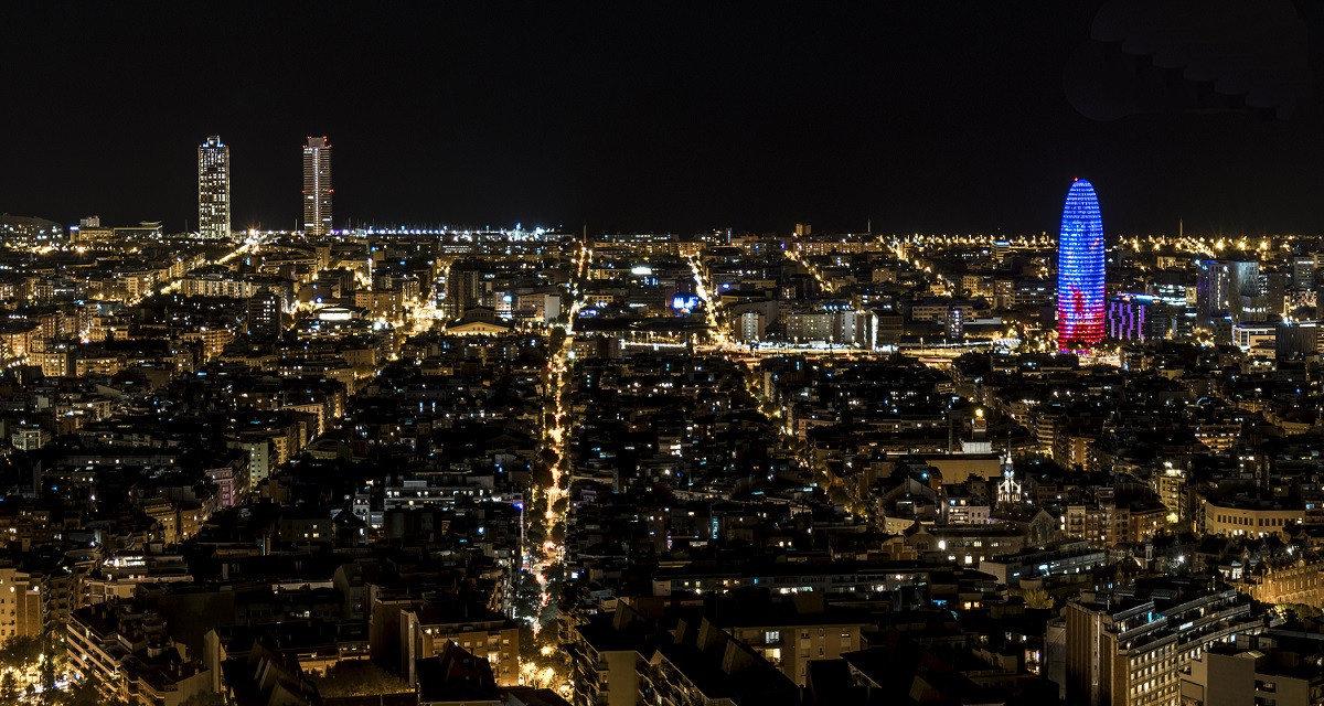 barcelona noche
