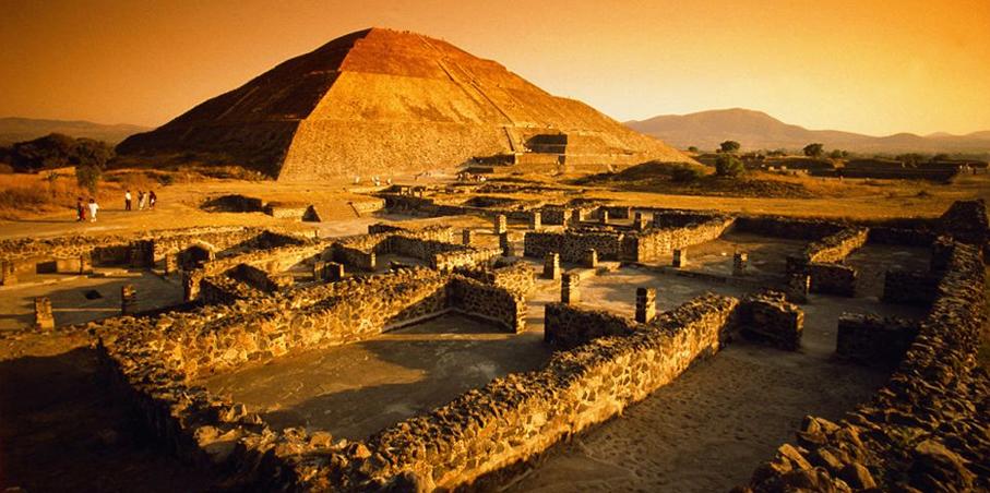 piramide sol solsticio verano