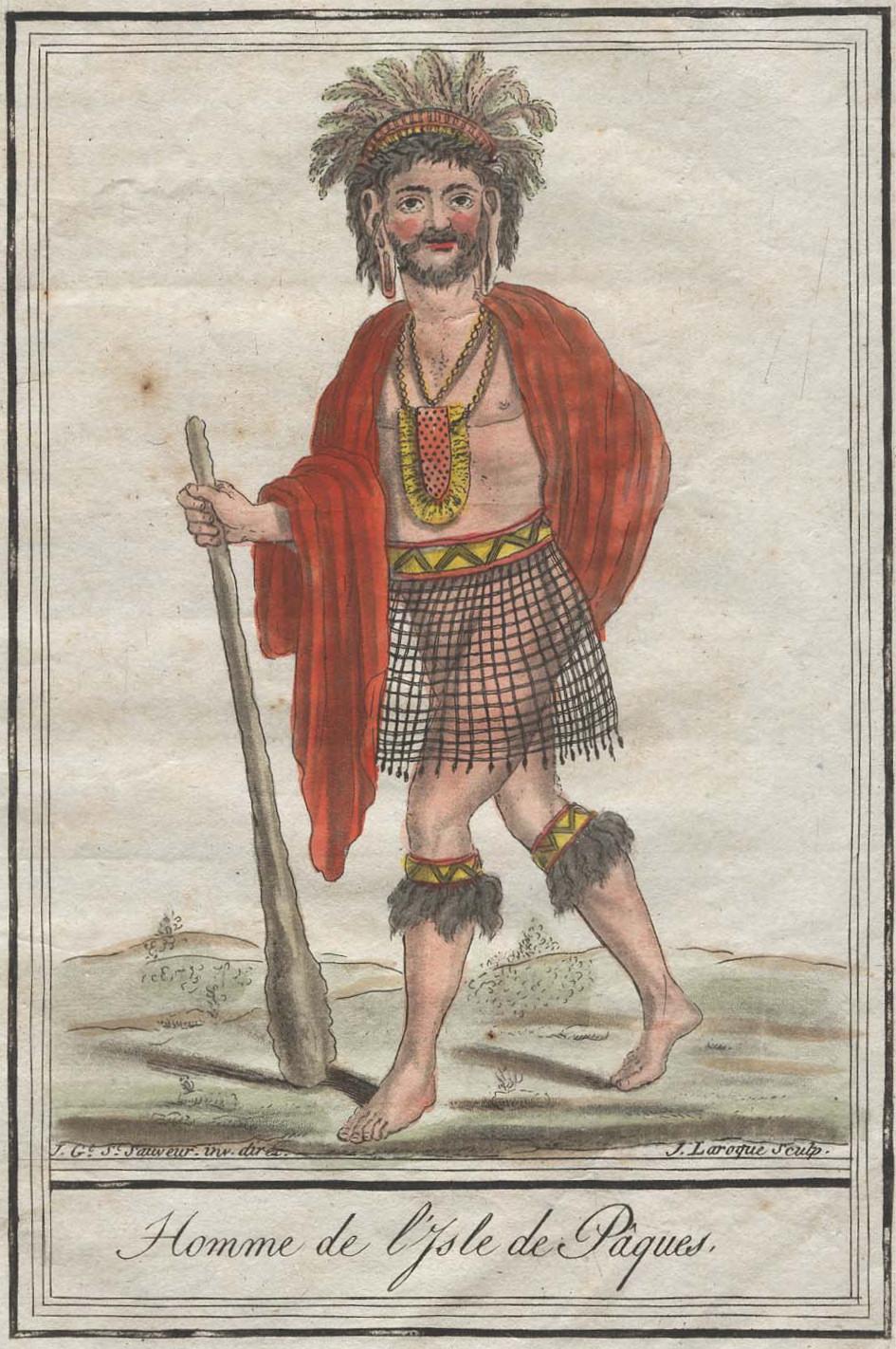 Homme l Isle Paques Labrousse Jacques Grasset Saint-Sauveur 1797