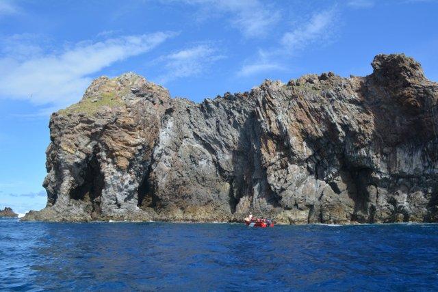 Motu Nui Isla Pascua