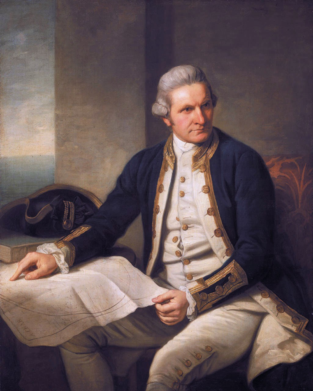 capitan james cook