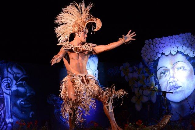festival tapati rapa nui hombre pajaro