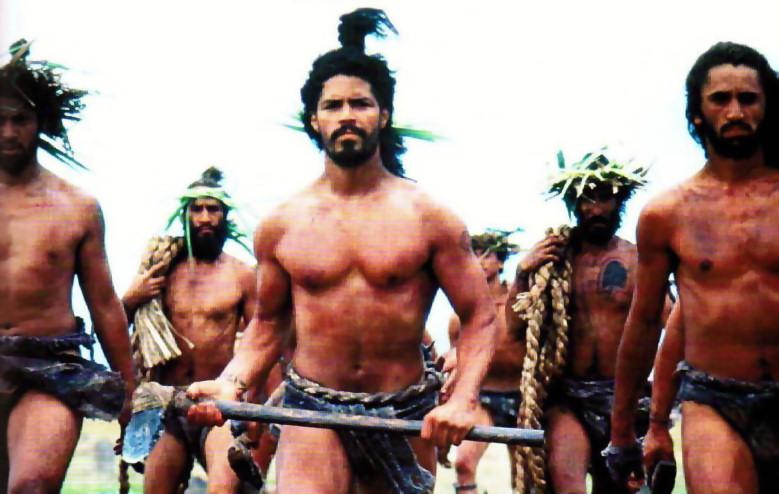guerreros rapa nui