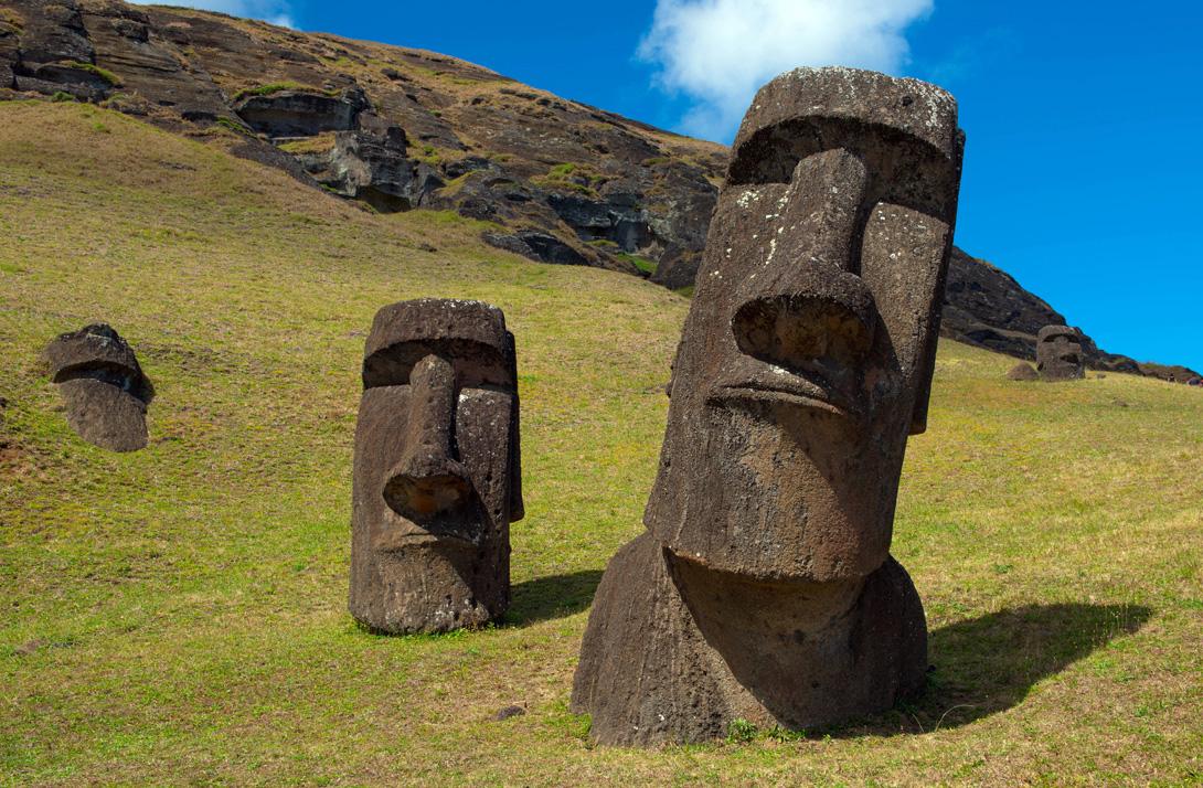 hina riru moai isla pascua rapa nui