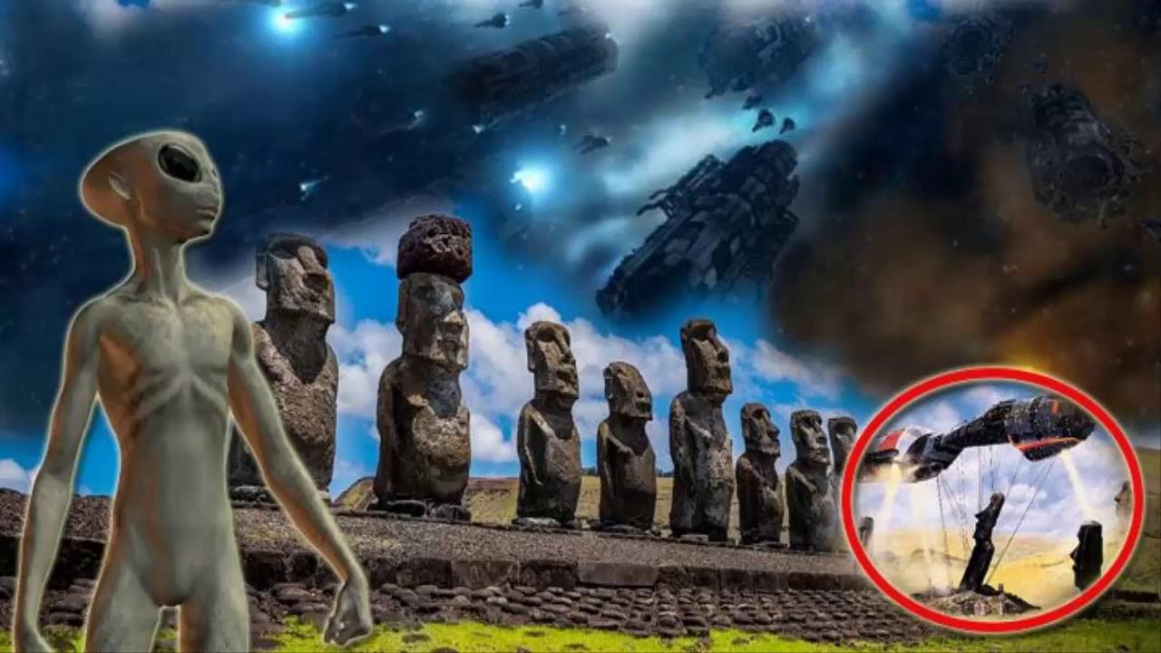 isla pascua extraterrestres alienigenas