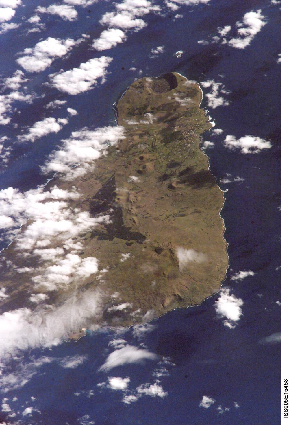 isla pascua rapa nui estacion espacial